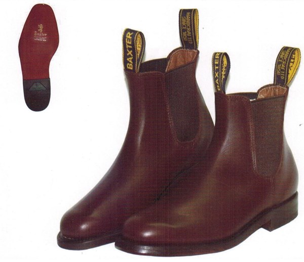 c8e2006b1e0 Baxter Pony Rider Boots Australian Made