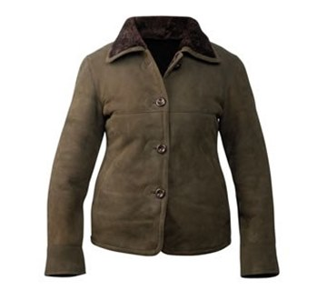 Picture of Chanel Womens Sheepskin Jacket by Wild Goose JDF-CHA