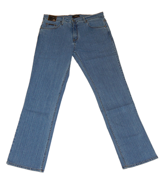 Picture of Johnwin Stretch Stone Blue Jeans