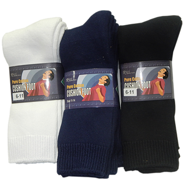 Picture of Pure Cotton Work Sock 6 Pack