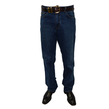 Picture of Johnwin Stretch Blue Denim Jeans 238