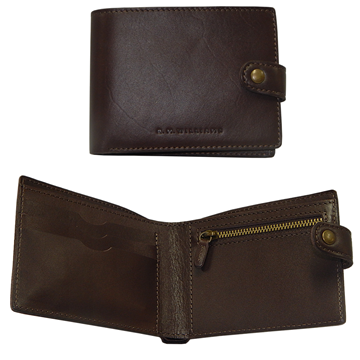 Picture of RM Williams Men's City Wallet & Zip Coin Pocket CG724