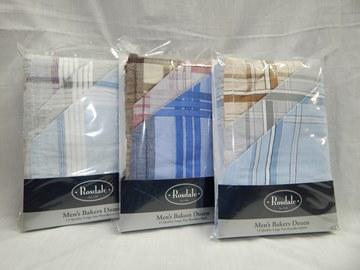 Picture of Rosdale Bakers Dozen Handkerchiefs