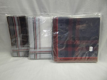 Picture of Rosdale Handkerchief Flat 6 Pack