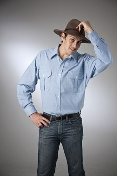 Picture of Cotton Twist Countryman Shirt cotton-rich Australian made