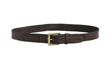Picture of Plaited Kangaroo belt RM Williams CB090