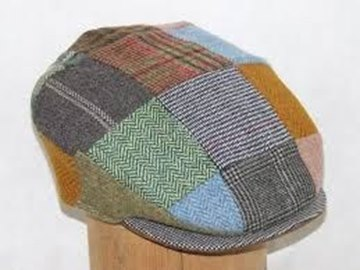 Picture of Hanna Hats of Donegal Vintage Cap