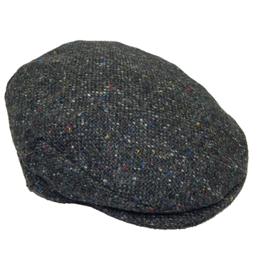 Picture of Hanna Plain Tweed Touring Cap