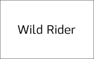 Picture for manufacturer Wild Rider