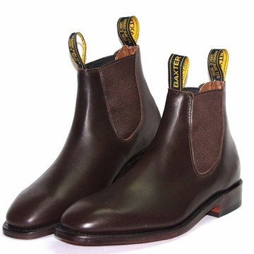 Henry Baxter Dress Boot