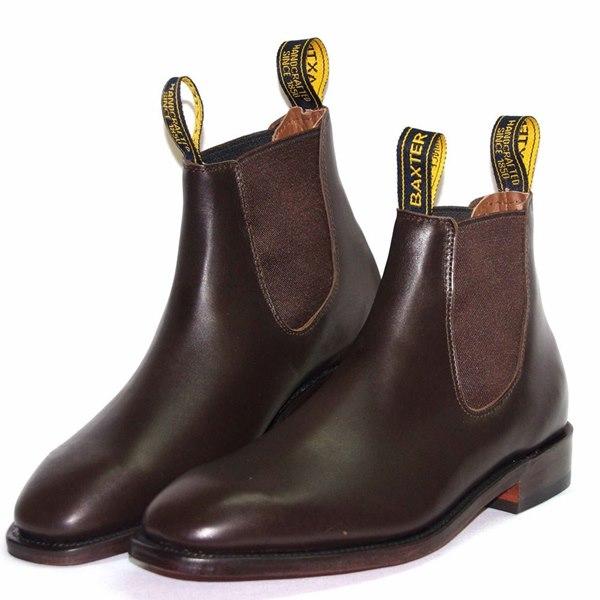Henry Baxter Dress Boot