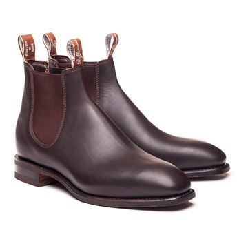 Brown RM Williams Comfort All-Rounder Boot