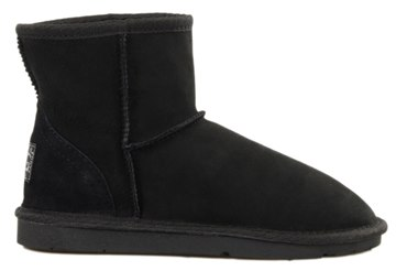 Black Ultra Short Ugg