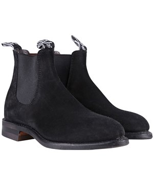 Picture of RM Williams Suede Macquarie Boot