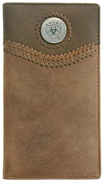 Picture of Ariat Rodeo Wallet - Chestnut / Brown