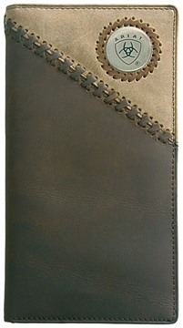 Picture of Ariat Rodeo Wallet - Brown / Fawn